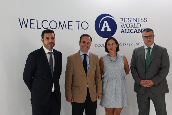 presentación busineess world alicante
