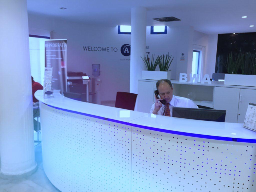 Centro de negocios en alicante good bienvenido al centro - Centro negocios alicante ...