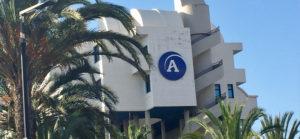 asociación AEDAF en el Auditorio @ Business World Alicante